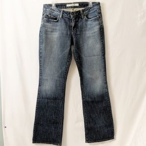 Joe's Jeans Women Bootcut Distressed Size 32